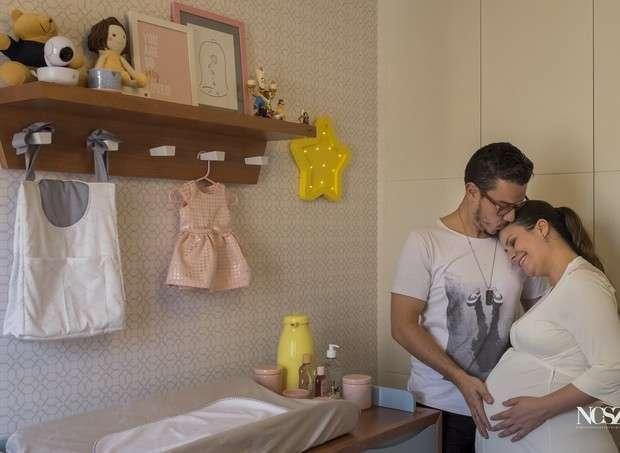 Mãe perde bebê e loja devolve dinheiro gasto com móveis do quarto da criança 2