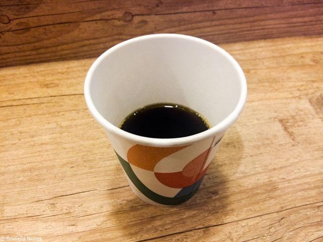 Loja de comida saudável em São Paulo tem refil livre de café orgânico por R$ 10 4