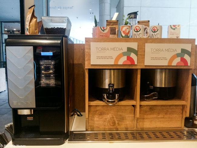 Loja de comida saudável em São Paulo tem refil livre de café orgânico por R$ 10 7