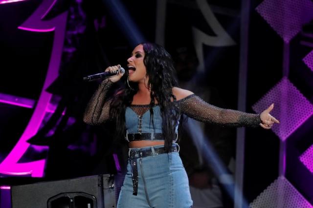 Na próxima turnê de Demi Lovato fãs poderão fazer sessões de terapia antes do show 2