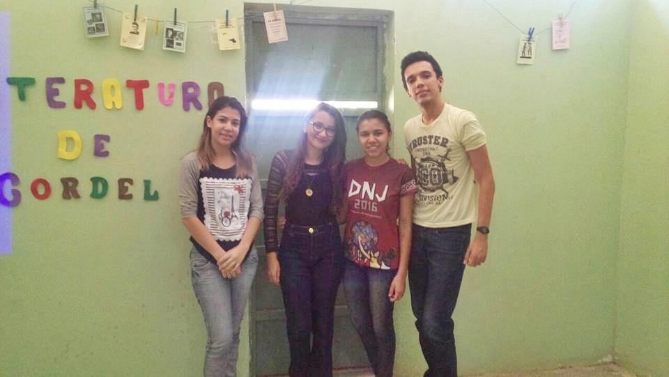Por meio da leitura, estudante muda vida de adolescentes que cumprem medidas socioeducativas 3