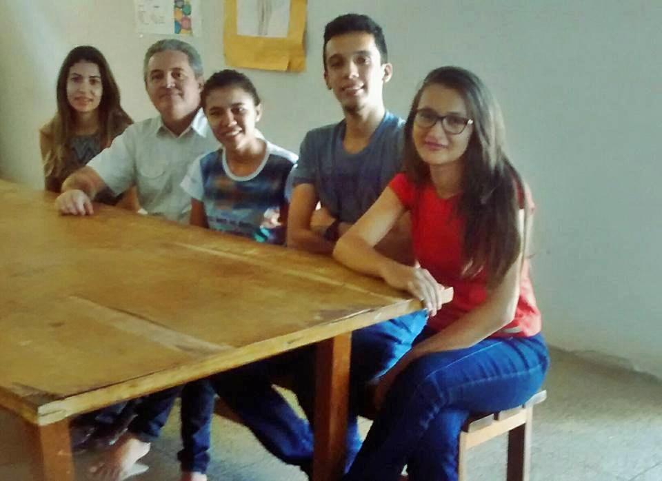 Por meio da leitura, estudante muda vida de adolescentes que cumprem medidas socioeducativas 4