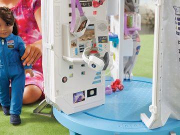 Boneca astronauta quer estimular meninas a correram atrás de seus sonhos 4