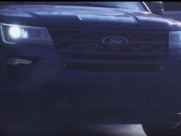 Ford veículos elétricos
