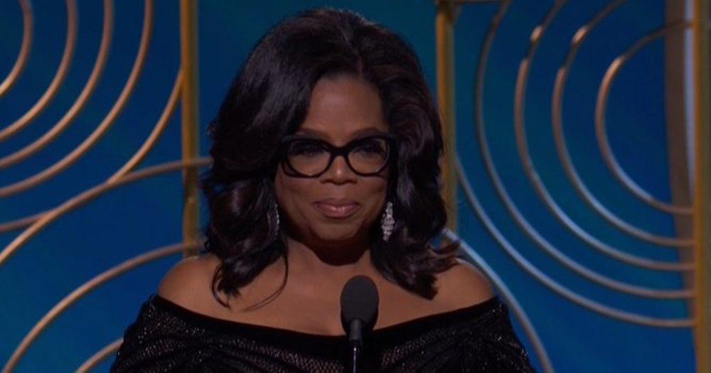 Oprah Winfrey faz discurso poderoso contra desigualdade e violência contra a mulher 1