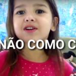 Youtuber de 5 anos decidiu ser vegetariana por pena dos animais 2