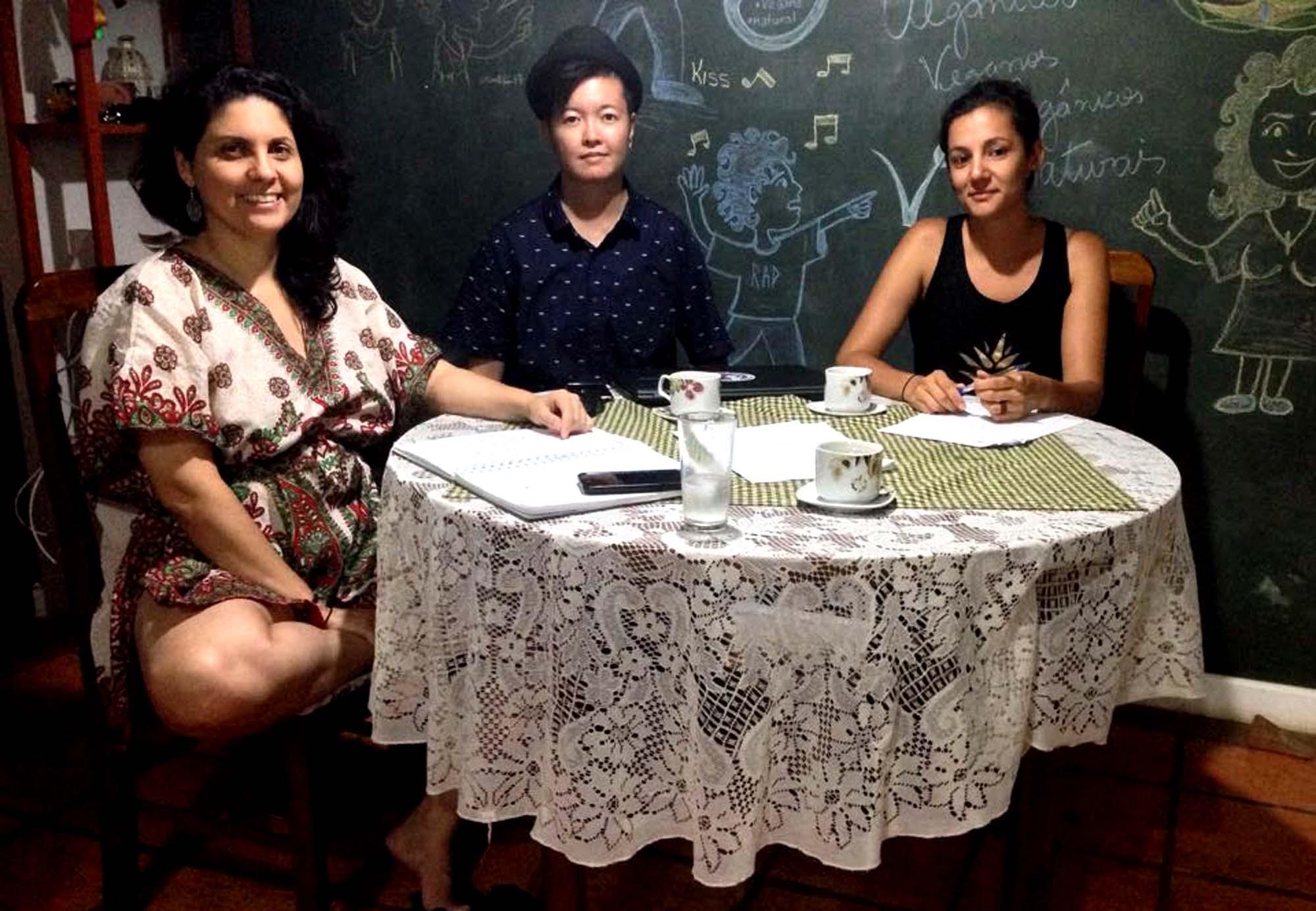 Em SP, 3 mulheres querem abrir espaço que vende alimentos veganos a preços acessíveis 3