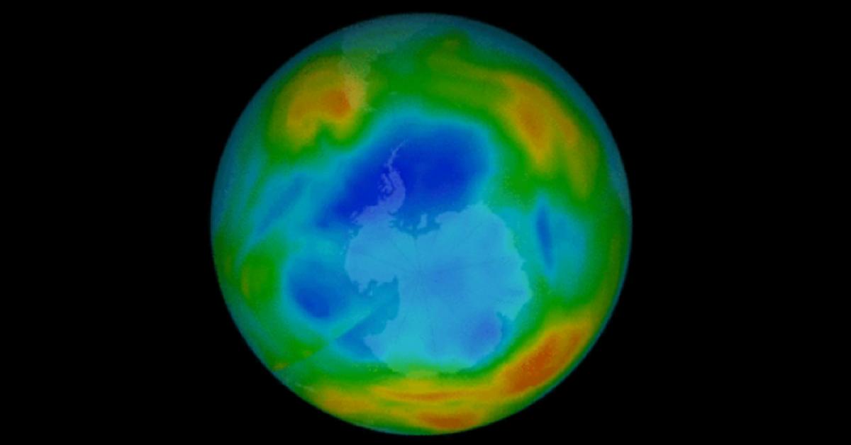 NASA encontra provas: camada de ozônio está se recuperando 2