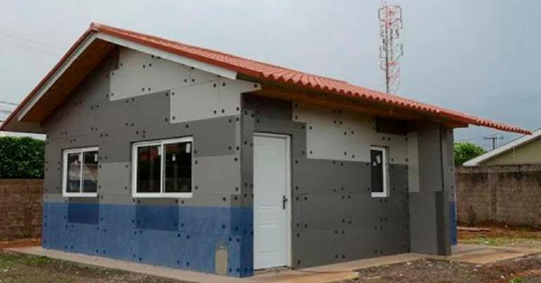 Projeto brasileiro cria casa sustentável, 25% mais barata e que fica pronta em 6 dias! 1