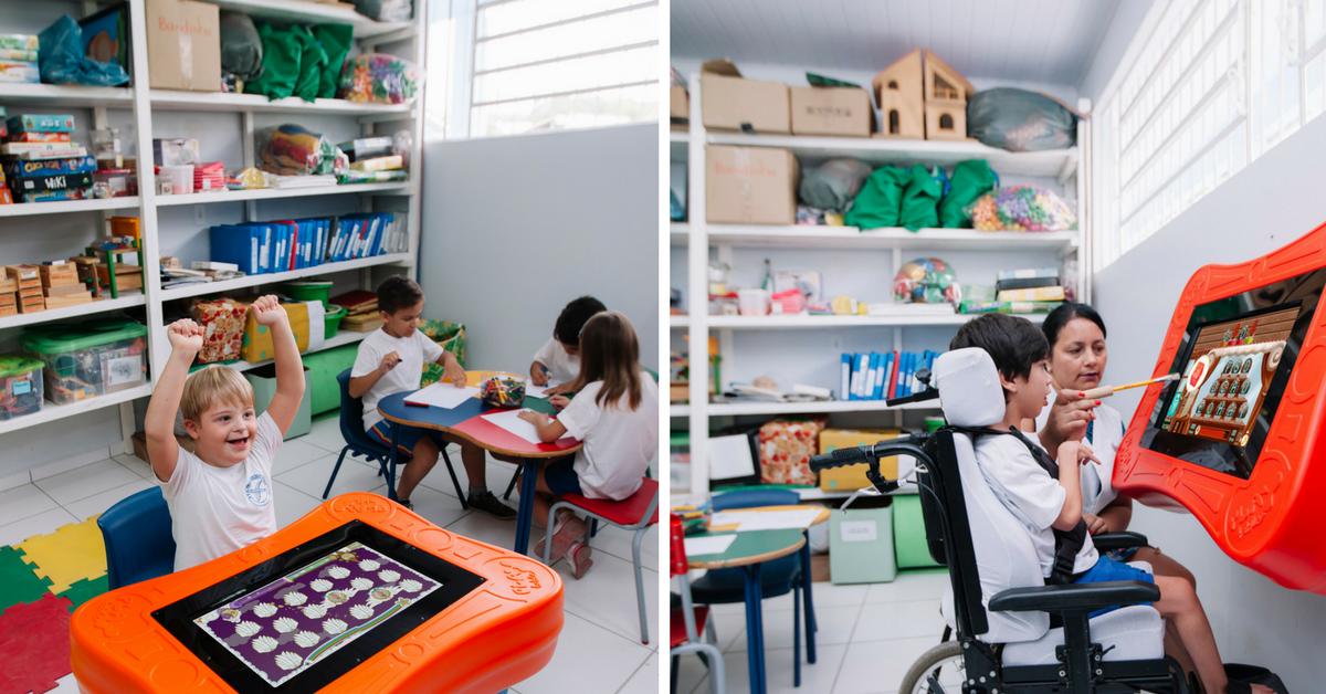 Fonoaudióloga aposta em games educativos para o tratamento de crianças com deficiências 1