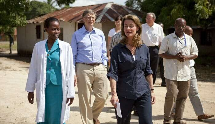 Bill e Melinda Gates pagam dívida da Nigéria por vacinação contra poliomielite 2