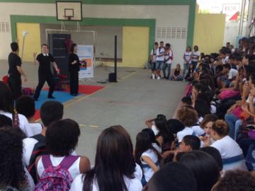 Projeto usa atividades lúdicas para educar crianças e adolescentes sobre prevenção de DTS's 1