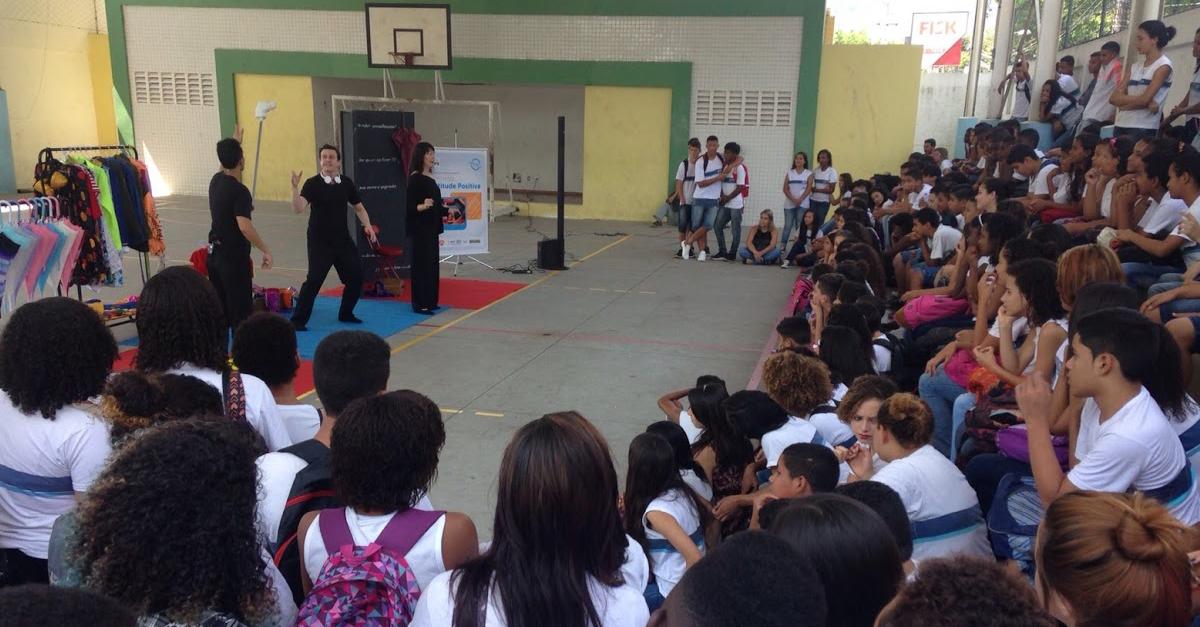 Projeto usa atividades lúdicas para educar crianças e adolescentes sobre prevenção de DTS's 4