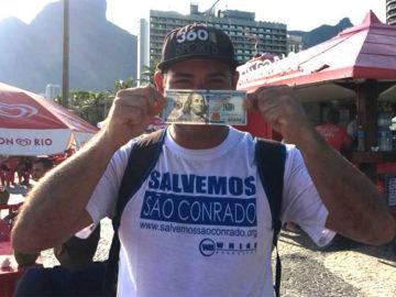 Carioca acha R$ 5 mil na praia, devolve para o dono e ganha recompensa 3