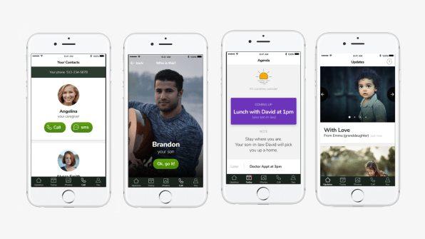 Garota de 14 anos cria app que ajuda pacientes com Alzheimer a reconhecer os outros 3