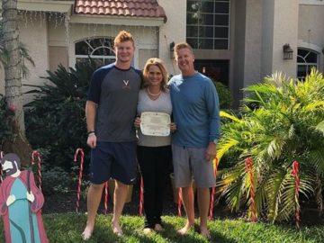 Jogador de 21 anos paga hipoteca da casa dos pais com primeiro salário 1