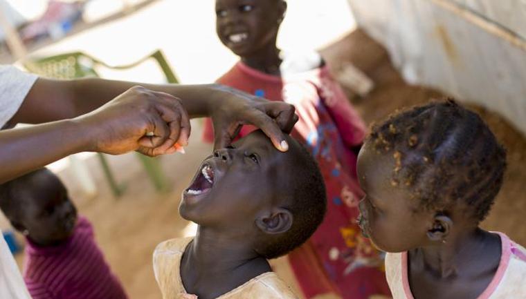 Bill e Melinda Gates pagam dívida da Nigéria por vacinação contra poliomielite 3