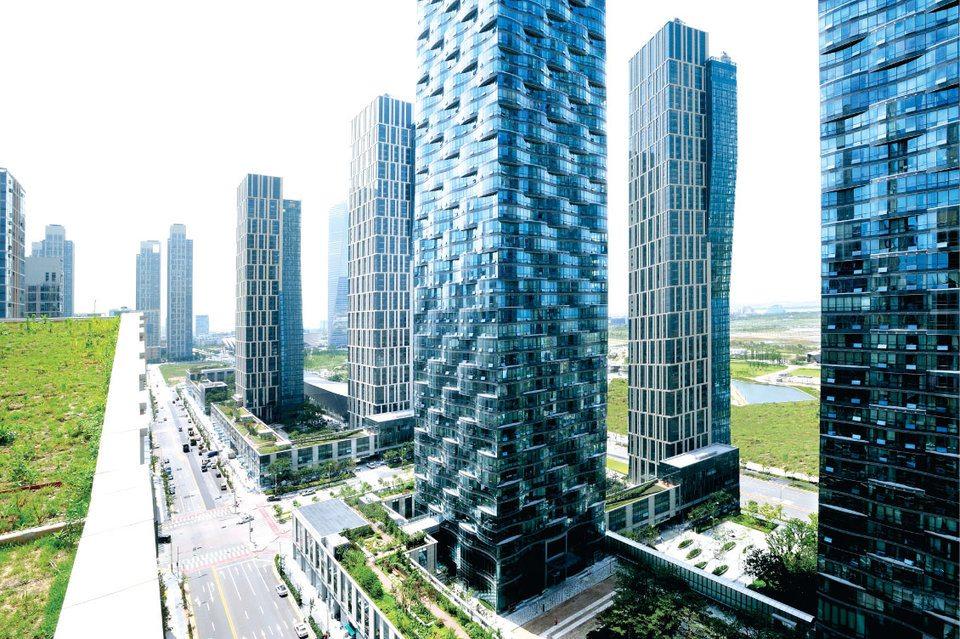 Até 2020 a Coréia do Sul irá construir uma cidade inteira que não precisa de carros 2