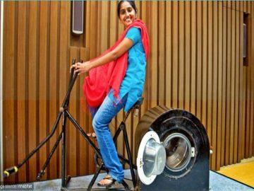 Jovem indiana cria máquina de lavar roupas para quem não tem energia elétrica e ganha prêmio 3