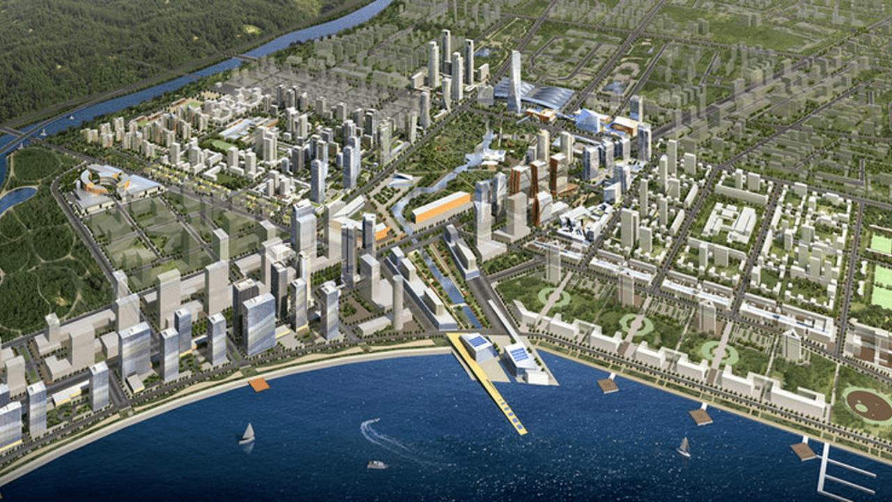 Até 2020 a Coréia do Sul irá construir uma cidade inteira que não precisa de carros 4