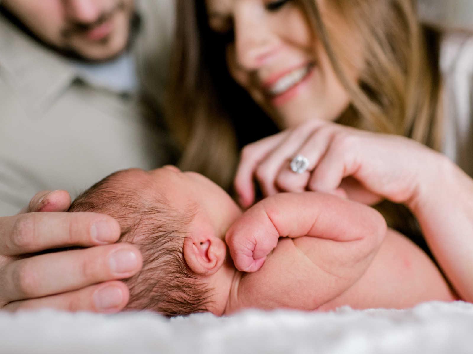 Depois de dolorosa fertilização in vitro, mãe faz linda homenagem ao filho que nasceu 5