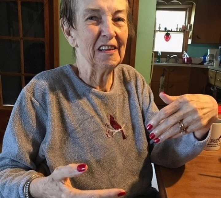 Neta deixa emprego para cuidar melhor da avó de 83 anos com Alzheimer 4