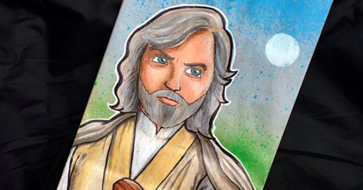 Artista transforma embalagens de lanche escolar do filho em verdadeiras obras de arte 10