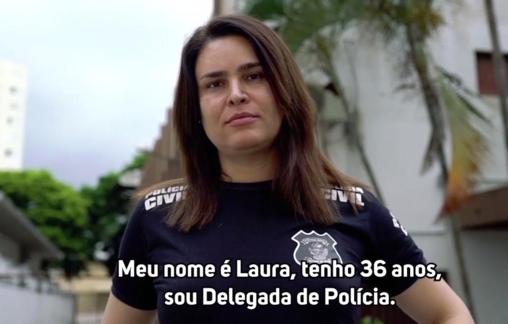Delegada de polícia transexual dá depoimento inspirador sobre respeito e aceitação 1