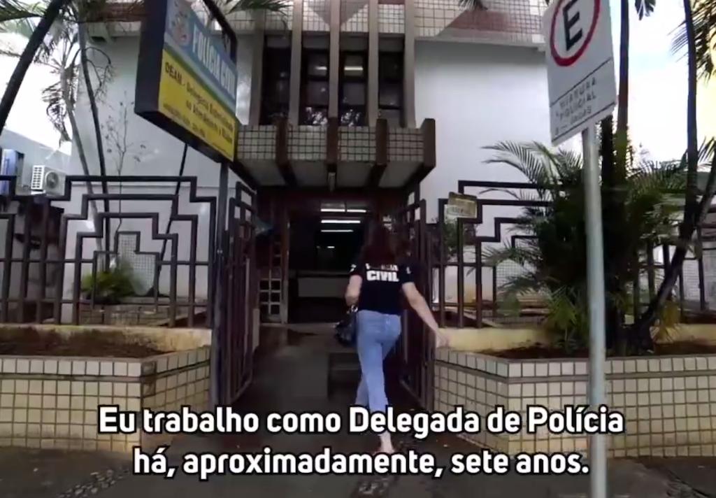 Delegada de polícia transexual dá depoimento inspirador sobre respeito e aceitação 2