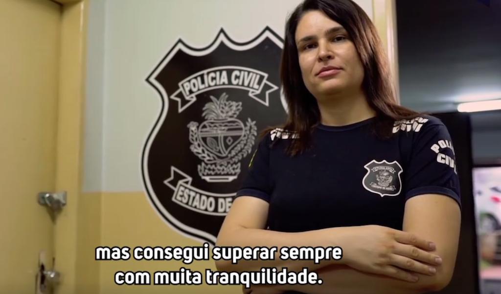Delegada de polícia transexual dá depoimento inspirador sobre respeito e aceitação 5