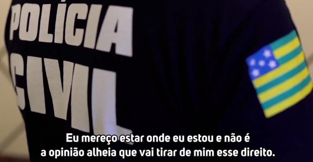 Delegada de polícia transexual dá depoimento inspirador sobre respeito e aceitação 6