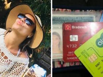 Mulher esquece carteira em Uber e motorista vai até a casa dela devolvê-la em mãos 2