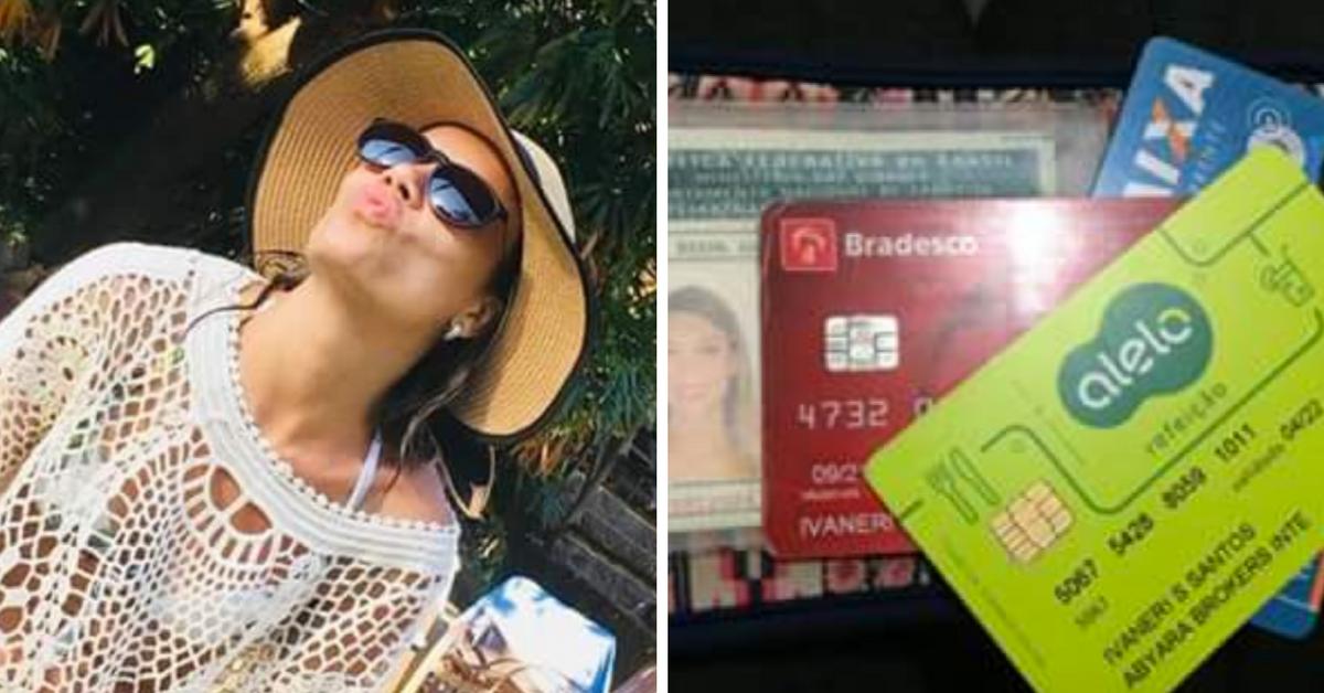 Mulher esquece carteira em Uber e motorista vai até a casa dela devolvê-la em mãos 4