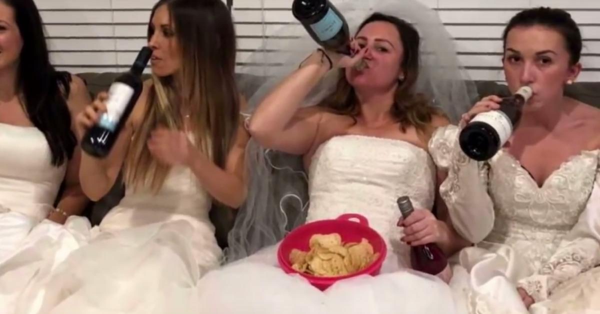 """Mulher se separa e ganha """"festa do divórcio"""" das melhores amigas! 1"""