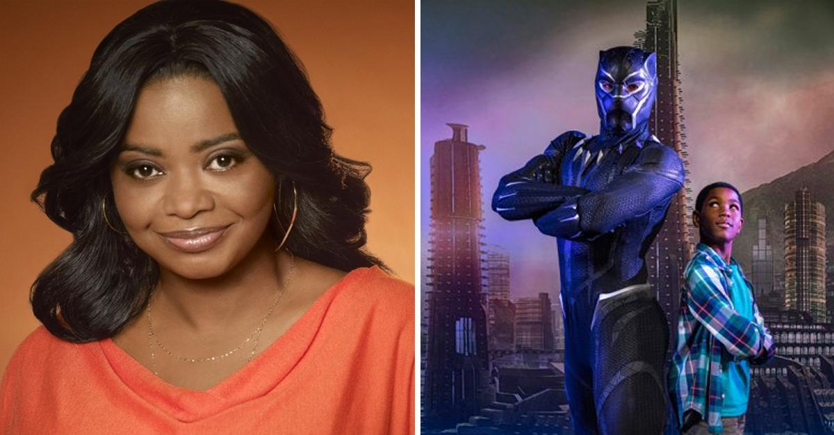 Octavia Spencer Pantera Negra