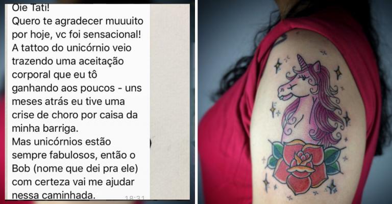 Estúdio De Tatuagem Lança Campanha Para Cobrir Gratuitamente