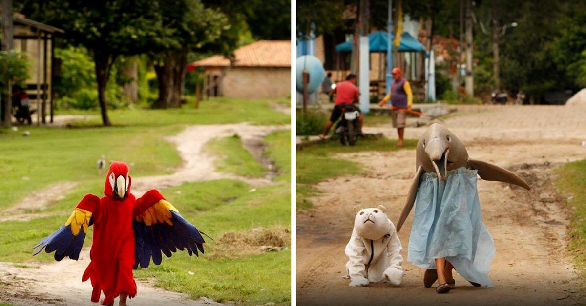 No Pará, há mais de 40 anos existe um bloquinho infantil que homenageia os animais da Amazônia 1