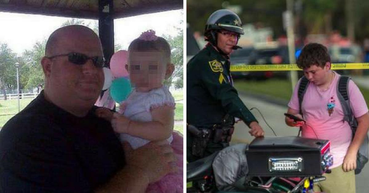 Vigia da escola da Flórida que sofreu massacre arriscou a própria vida para salvar os alunos 5