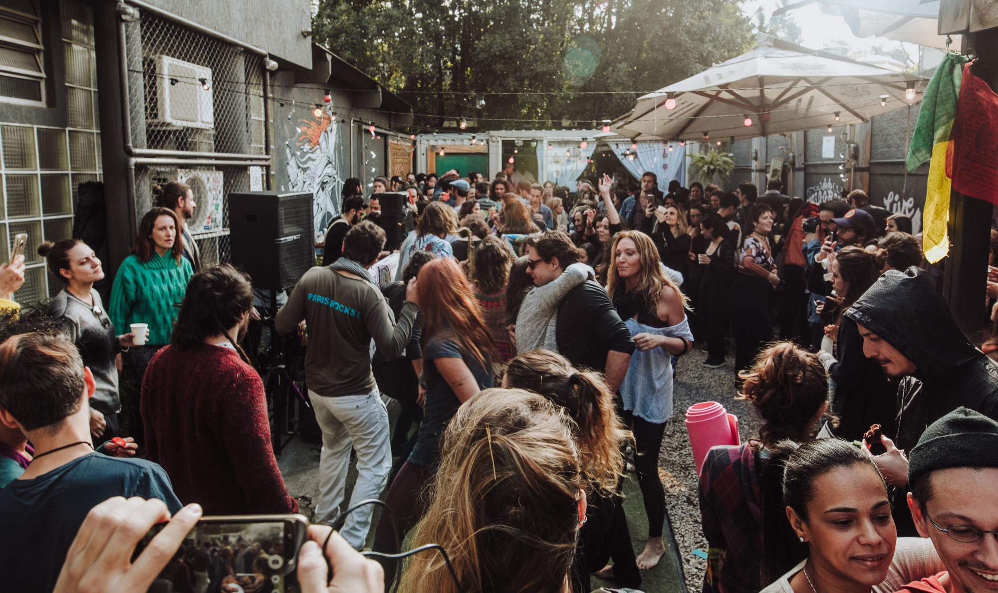 Festival matinal Wake acontece em SP com renda revertida para projeto Chef Aprendiz 2