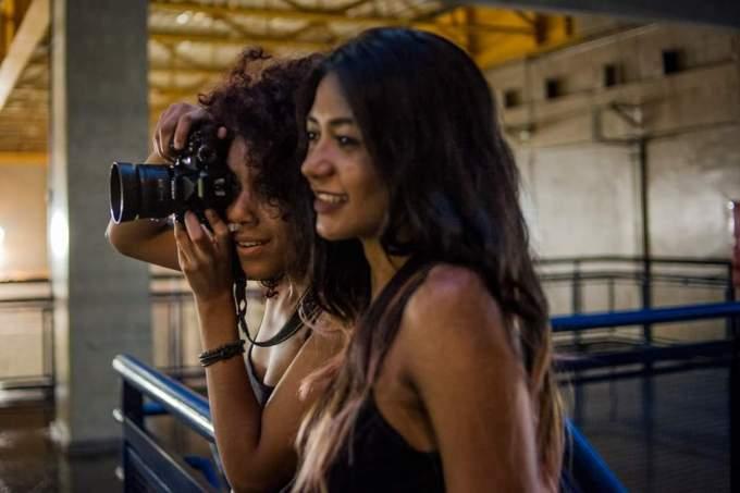 Paraisópolis ganhou uma escola de moda gratuita em parceria com a USP 1