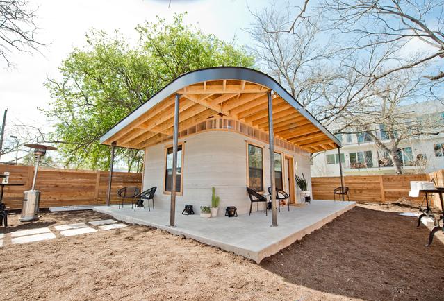 Um bairro inteiro com casas impressas em 3D será construído para famílias carentes 2