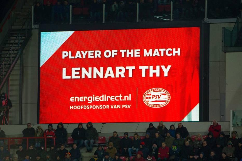 Lennart Thy atacante