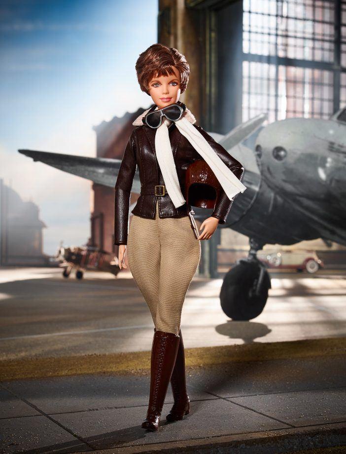 Mattel cria linha de Barbies especial para homenagear mulheres que fizeram história 4