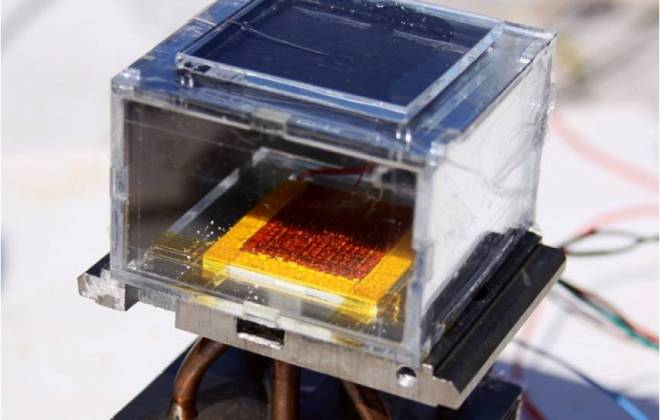 Cientistas criam aparelho que extrai água até mesmo do ar do deserto 1