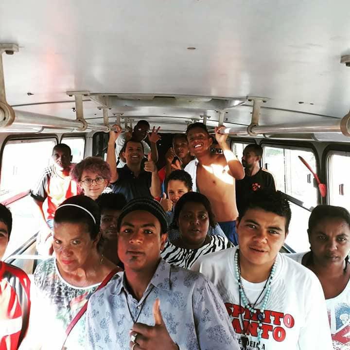 Em Araraquara, garoto de 12 anos leva pessoas em situação de rua ao cinema 3