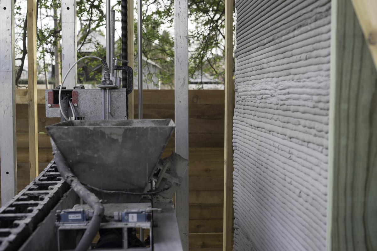 Um bairro inteiro com casas impressas em 3D será construído para famílias carentes 4