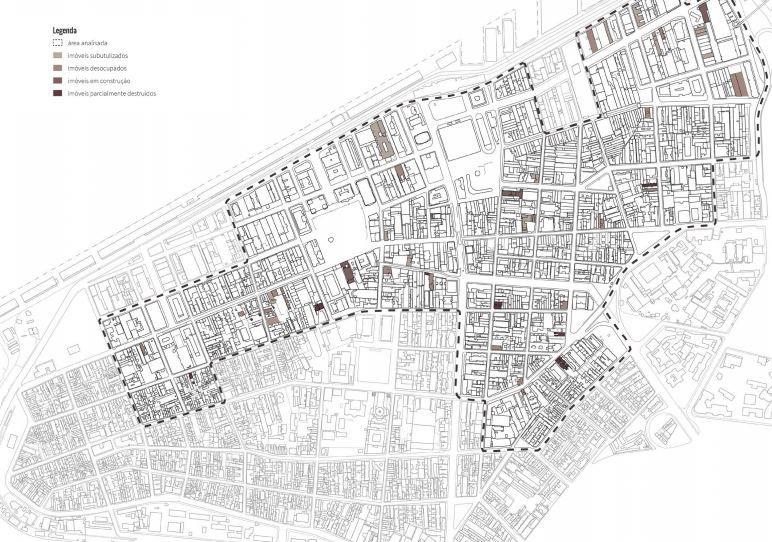 Estudante mapeia prédios vazios e quer transformar em lar para pessoas que moram na rua 4