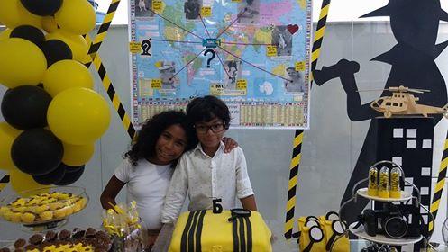 Menino troca festa de aniversário por doação a orfanato