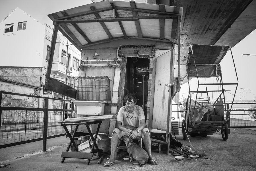 Estudante mapeia prédios vazios e quer transformar em lar para pessoas que moram na rua 7