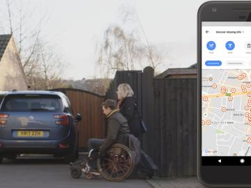 Google Maps acessível: aplicativo passa a ter opção para quem usa cadeira de rodas 7